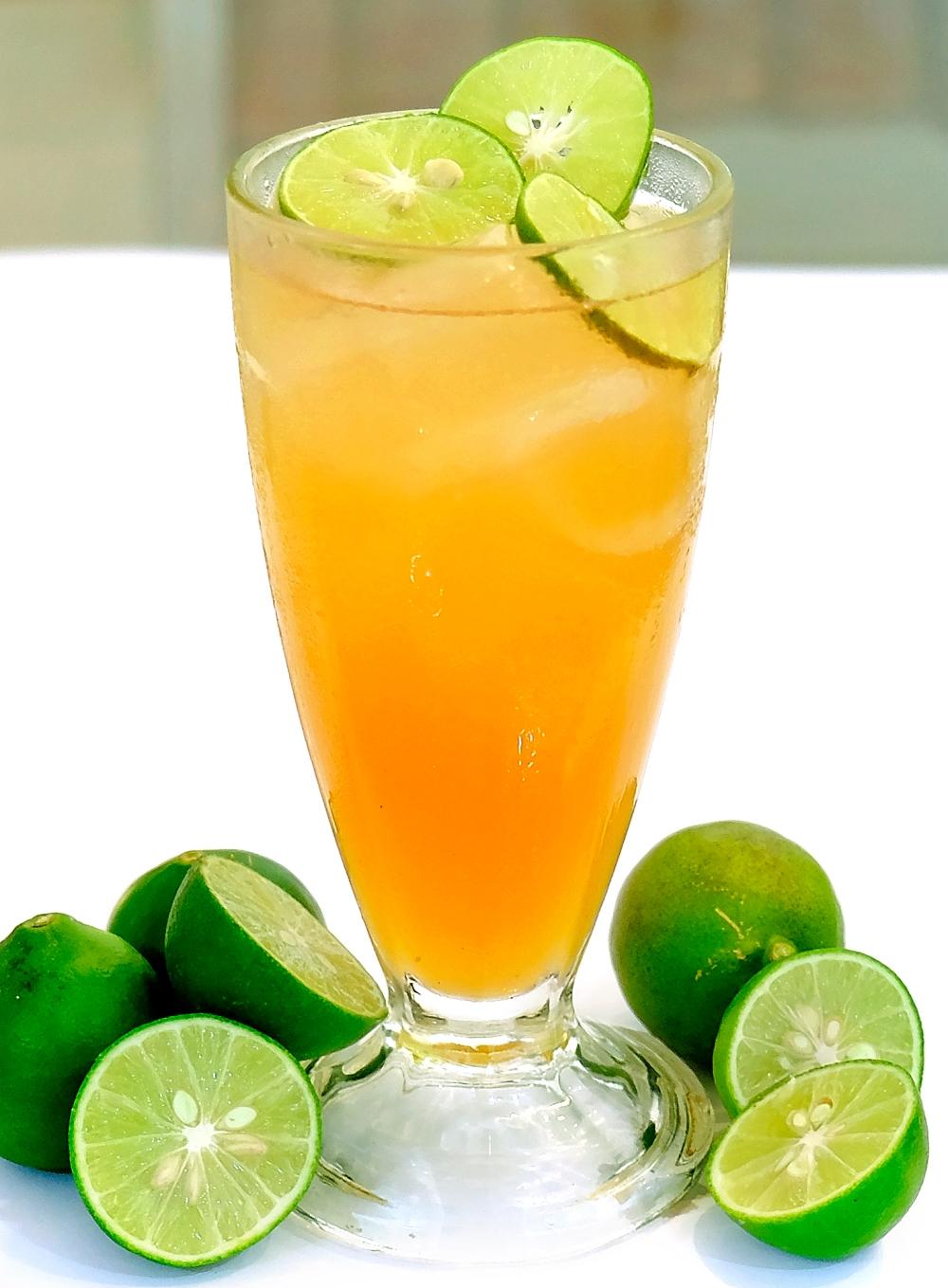 honey-lemon