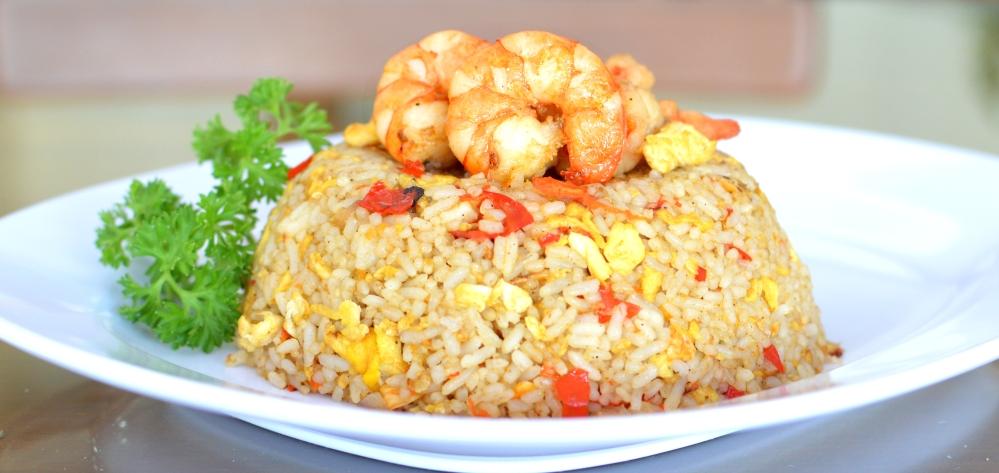 nasi-goreng-kampung-udang